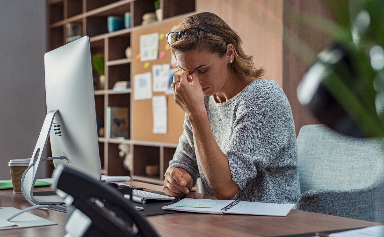 Migraines and Menopause...What's the connection?